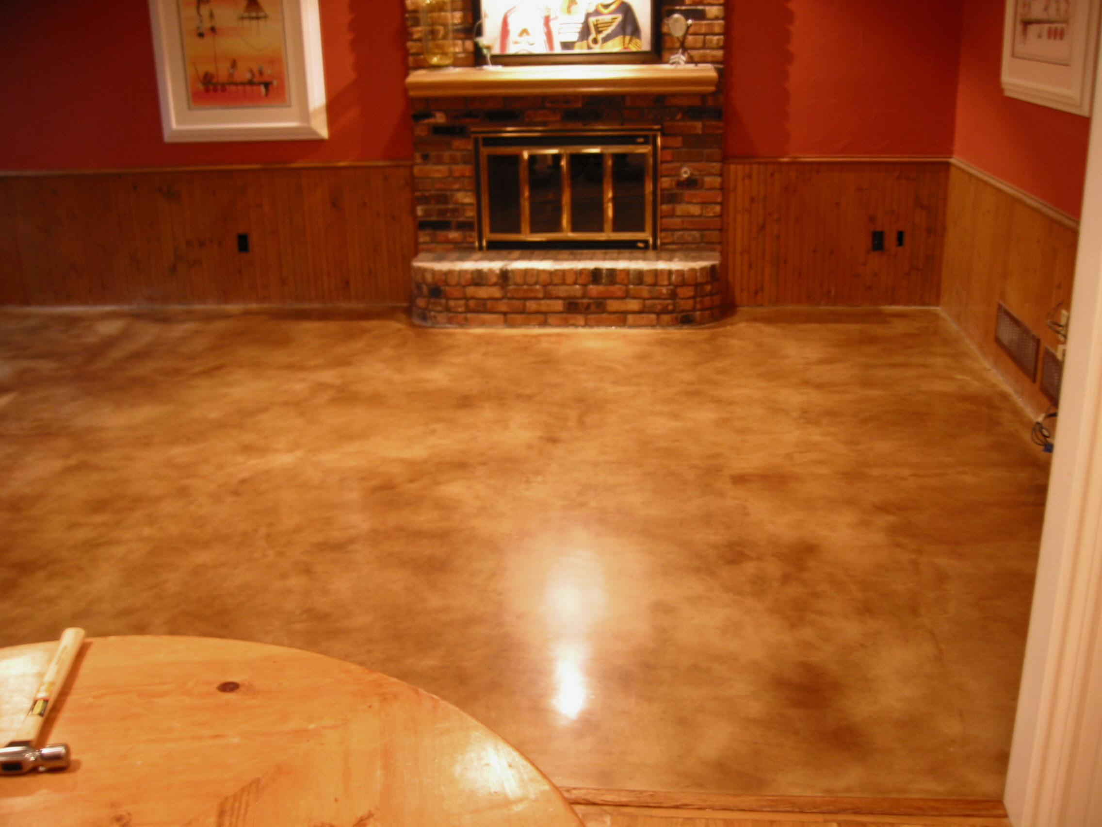 Installers Of Stamped Concrete Acid Stain And Decorative